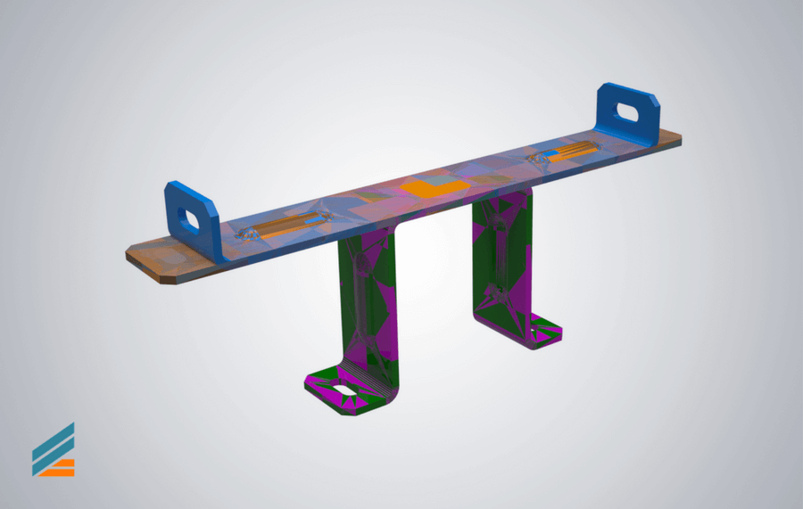 NX CAD Stante progresive - Lectia 2 - Modelare faze produs