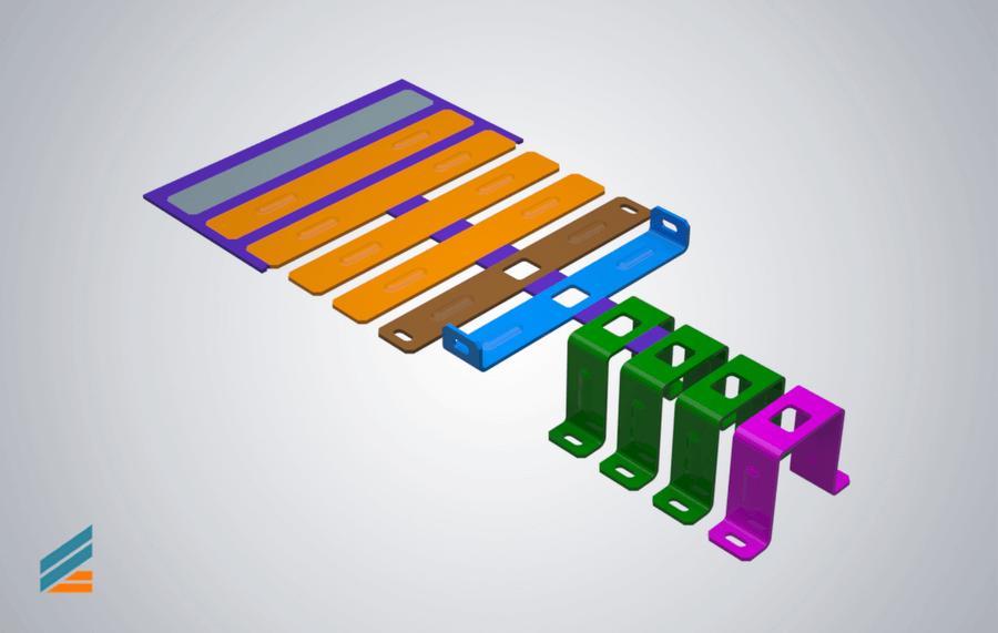 NX CAD Stante progresive - Lectia 3 - Modelare bandă
