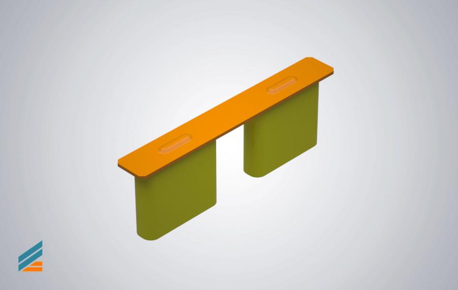 NX CAD Stante progresive - Lectia 6 -Modelare matrita deformare