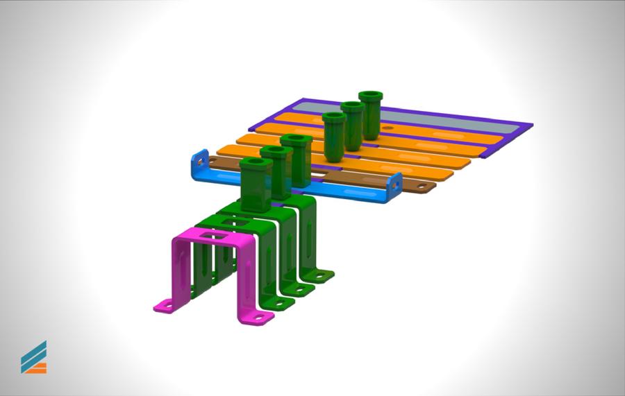 NX CAD Stante progresive - Lectia 11 - Modelarea cautatorilor