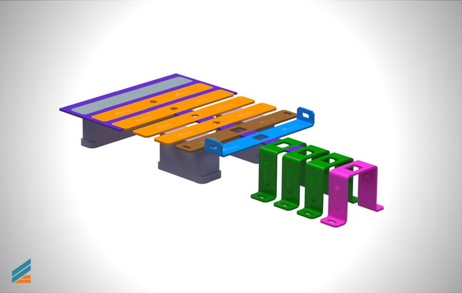 NX CAD Stante progresive - Lectia 12 - Modelarea ridicatorilor
