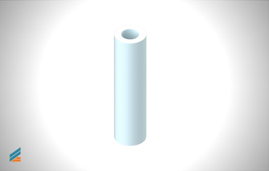 NX CAD Stante progresive - Lectia 23 - Modelarea limitatorilor de cursă