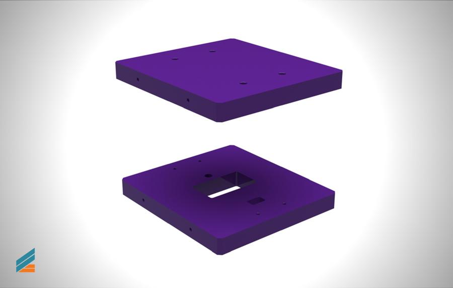 NX CAD Stante progresive - Lectia 24 - Modelarea plăcilor de ajustare a înălțimii ștanței