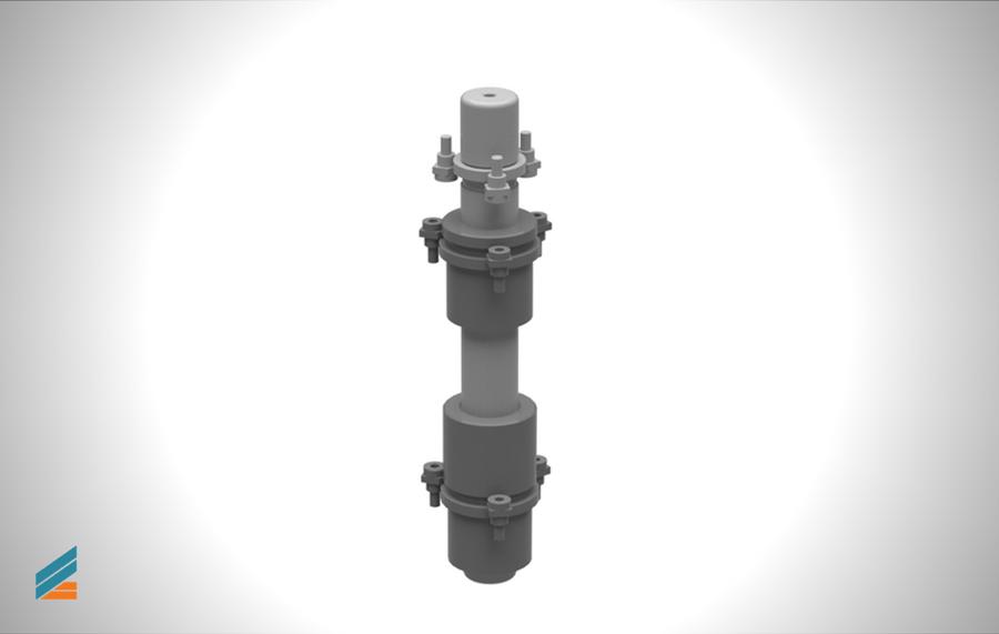 NX CAD Stante progresive - Lectia 25 - Coloane și bucșe de ghidare