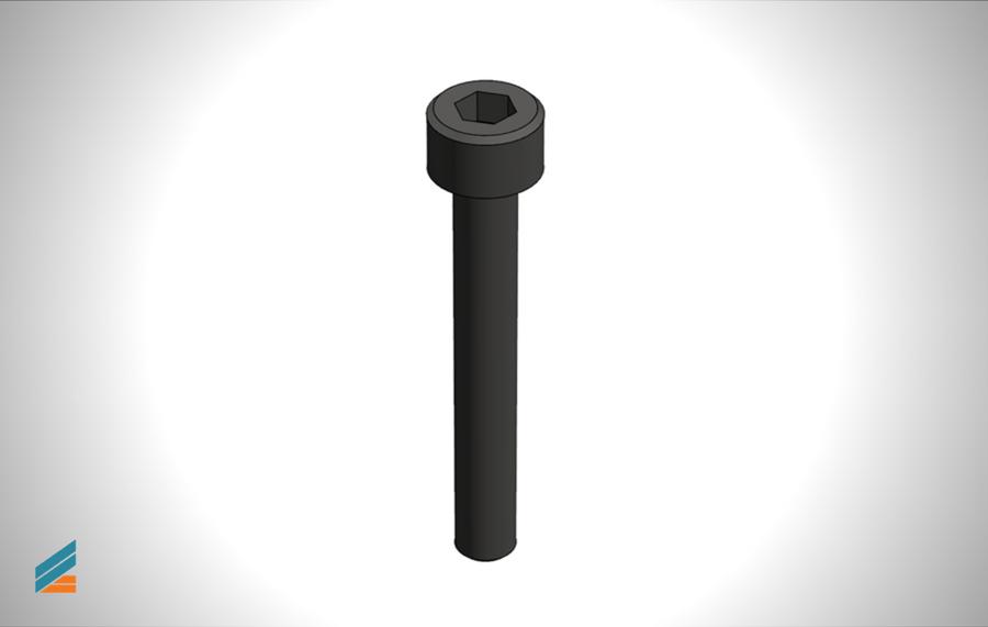 NX CAD Stante progresive - Lectia 28 - Asamblarea șuruburilor