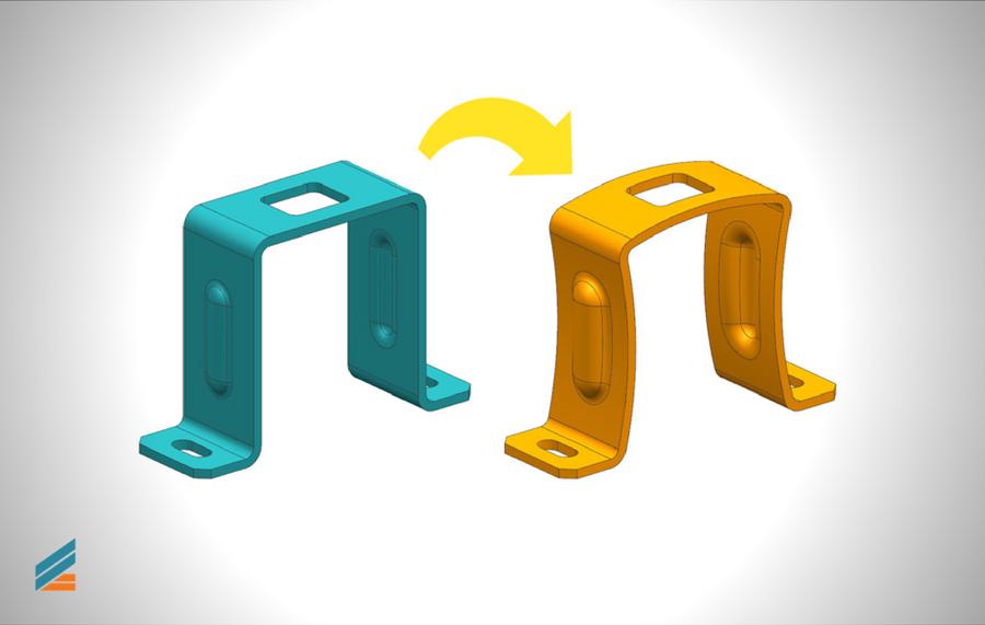 NX CAD Stante progresive - Lectia 31 - Asociativitatea